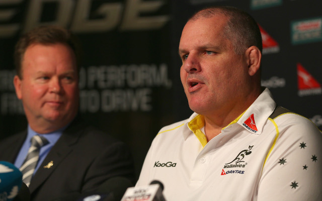 Ewan McKenzie adds final member to Wallaby coaching staff