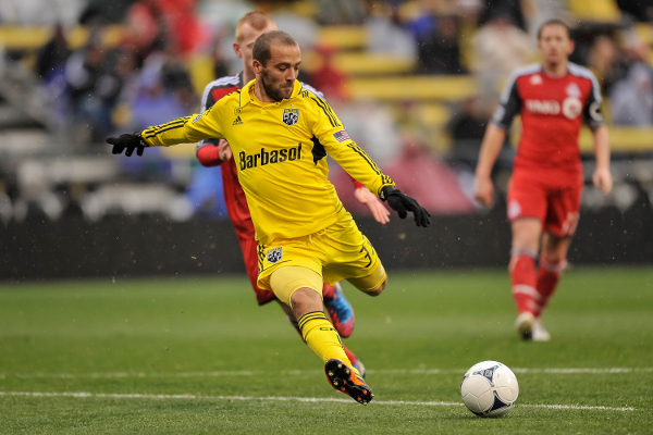 (Image) Columbus Crew chairman blasts captain Federico Higuain after red card