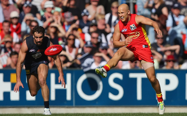 Gary Ablett says he wants to remain a Gold Coast Sun for life