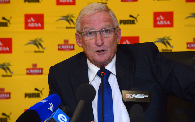 Gordon Igesund calls on fans to back South Africa