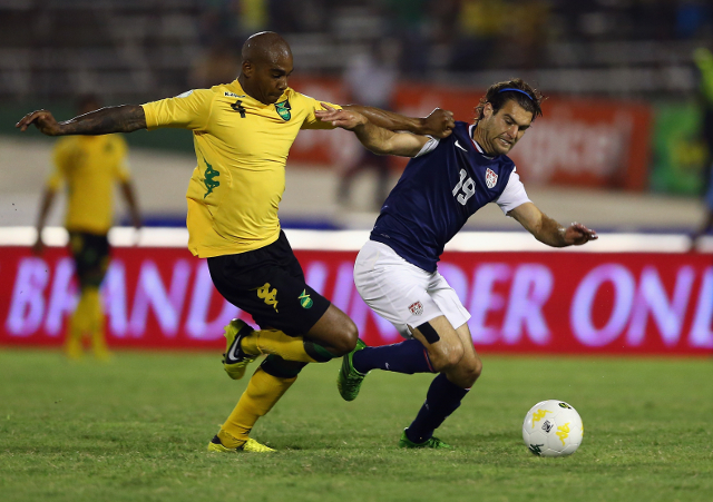 MLS heavily represented in the Caribbean Cup