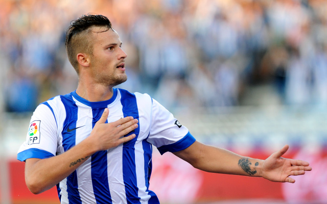 (Video) Real Sociedad duo bag two unbelievable golazos in Champions League qualifier