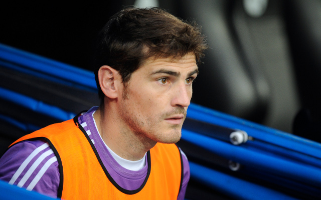 Iker Casillas Real Madrid