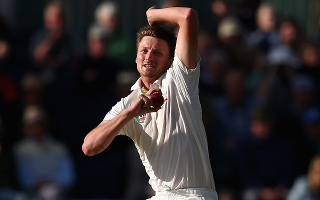 Jackson Bird sent home from Ashes tour due to back injury