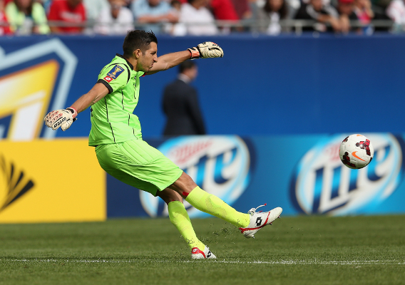 LA Galaxy sign Panama goalkeeper Jaime Penedo