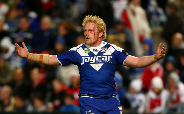 England select South Sydney Rabbitohs and Canterbury Bulldogs stars in Four Nations squad