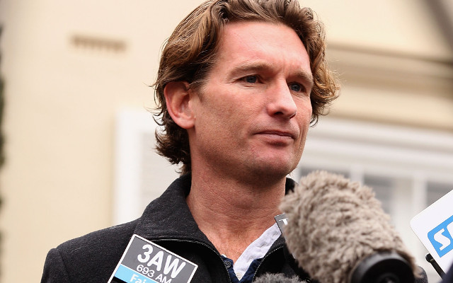 James Hird says Essendon 'shocked' by WADA's decision to appeal AFL anti-doping verdict