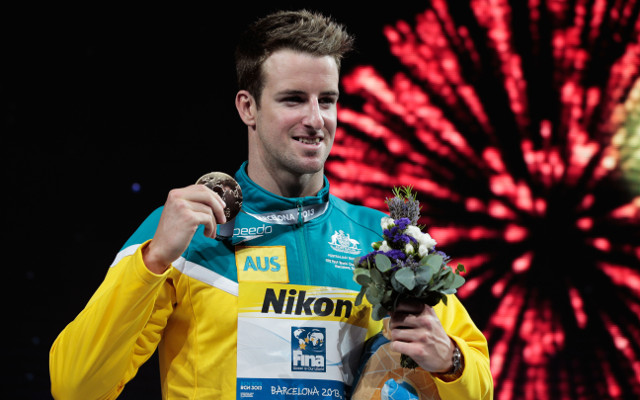 James Magnussen says horror London Olympics made him mentally tougher