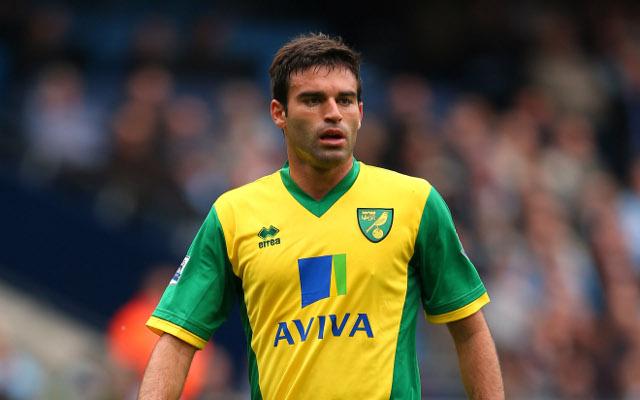 Javier Garrido Norwich