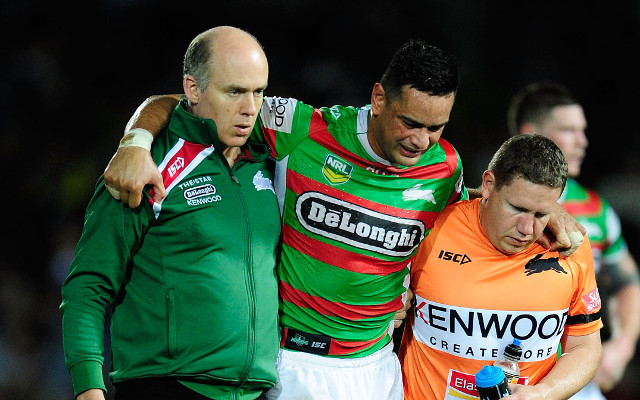 South Sydney Rabbitohs suffer another injury to a star player