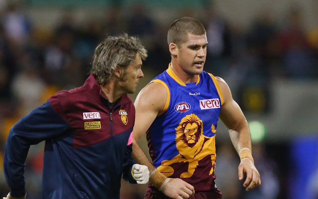 Brisbane Lions legend Jonathan Brown retires from AFL football