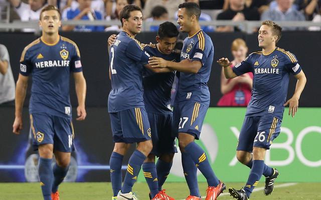 (Video) Jose Villarreal's amazing golazo for LA Galaxy v Real Madrid