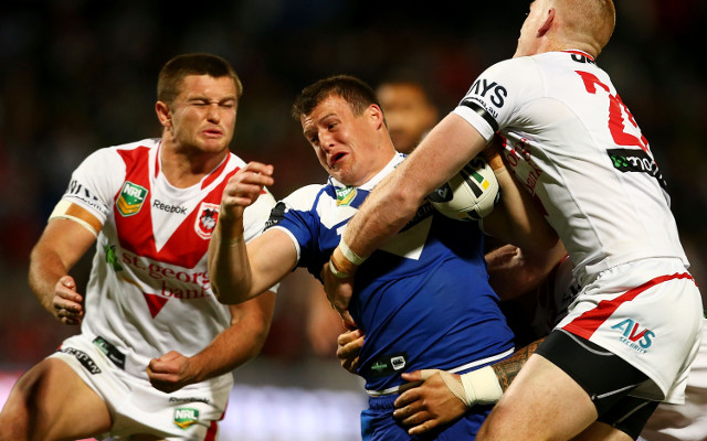 Canterbury Bulldogs v St George Illawarra: live streaming and preview