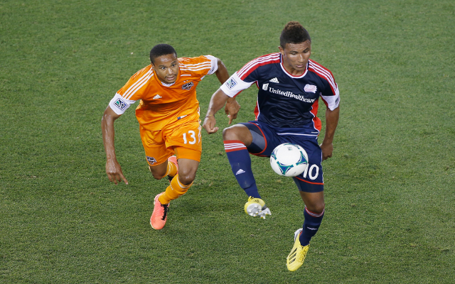 (Video) Stoke signing Juan Agudelo scores with sublime back heel for New England Revolution