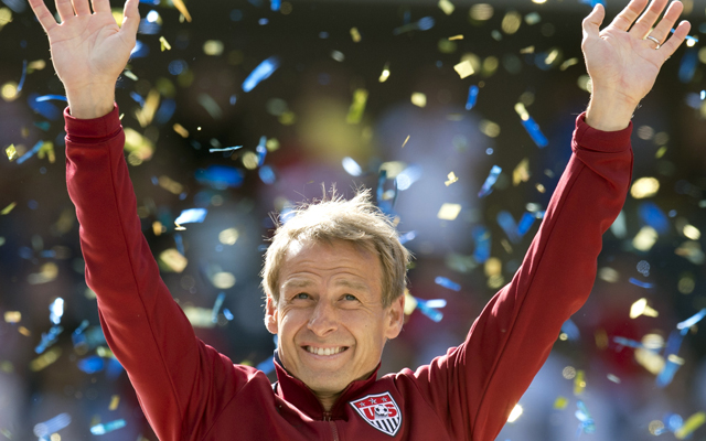 Jurgen Klinsmann names USA squad for final FIFA World Cup qualifiers
