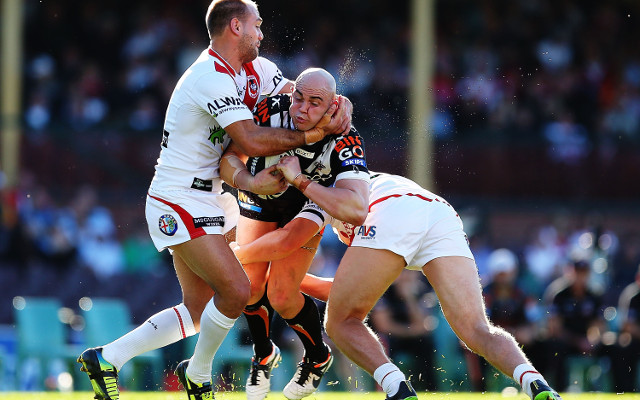Wests Tigers earn big victory as debutant becomes the talk of the NRL