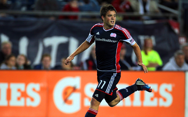 (Video) Kelyn Rowe scores a goal of the season contender for the New England Revolution