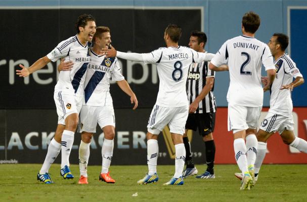 Video Highlights: Vancouver Whitecaps vs LA Galaxy