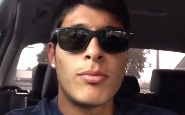(Video) Real Salt Lake goalkeeper Lalo Fernandez shows off his Latin rap skills