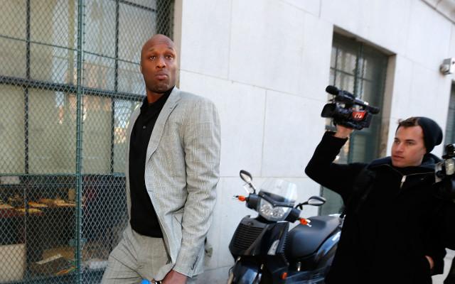 Former NBA star Lamar Odom arrested for drink driving