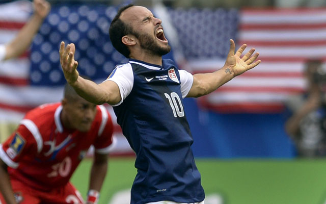 Video: Landon Donovan's new deal with LA Galaxy