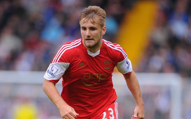 Luke Shaw Southampton
