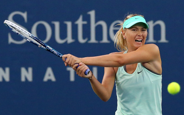 Maria Sharapova splits with coach after just one match