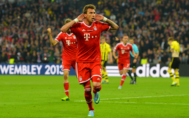 Mario Mandzukic demands Bayern Munich exit