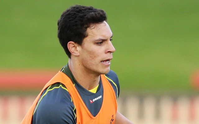 Matt Toomua re-signs with the ACT Brumbies for three more seasons