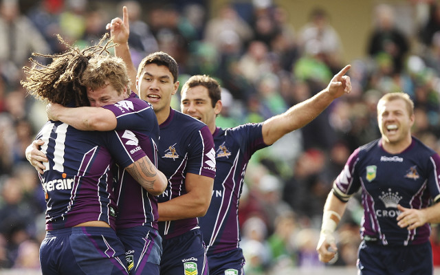 Melbourne Storm v Parramatta Eels: live streaming and preview