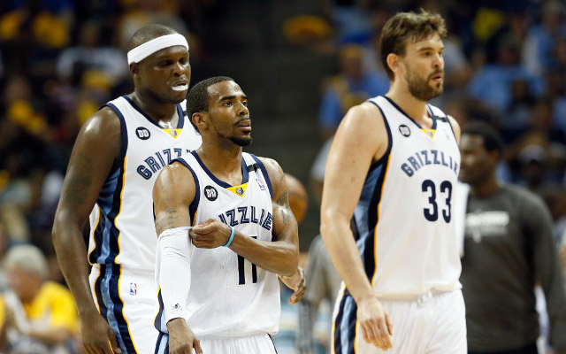 (Video) Memphis Grizzlies top 10 plays for NBA season 2012-13