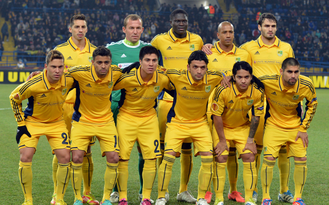 Ukrainian club Metalist Kharkiv kicked out of Champions League for match-fixing