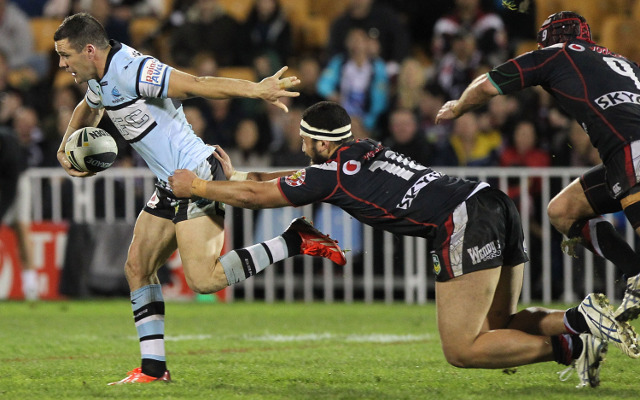 Cronulla Sharks want Michael Gordon to stay following reports of a walk out