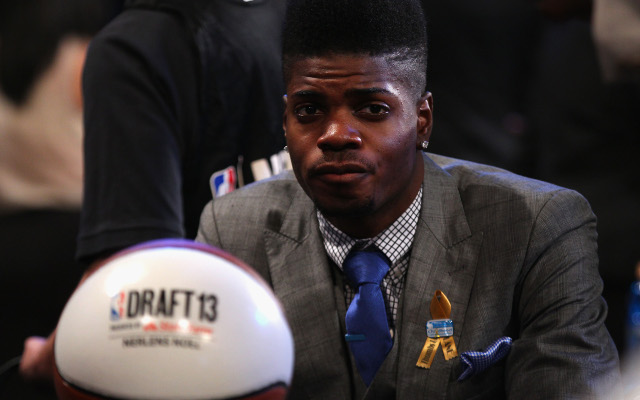 (Video) Nerlens Noel speaks out after falling in the NBA draft