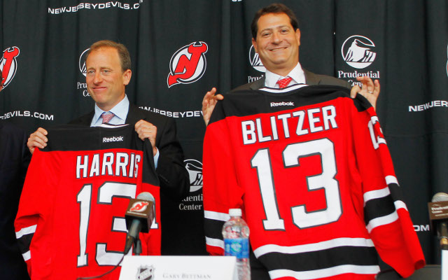 Sale of New Jersey Devils has been finalised
