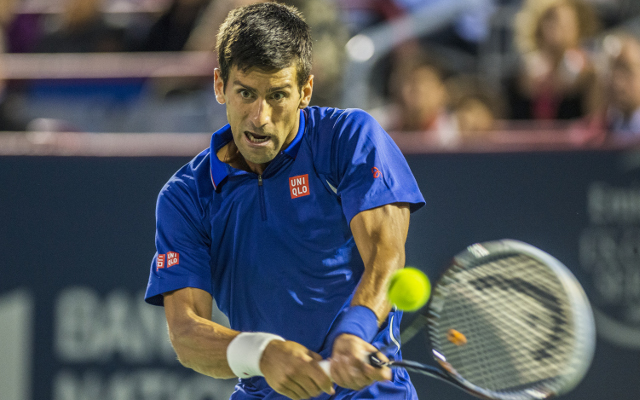 Novak Djokovic ready to make one last push towards World Tour Finals spot