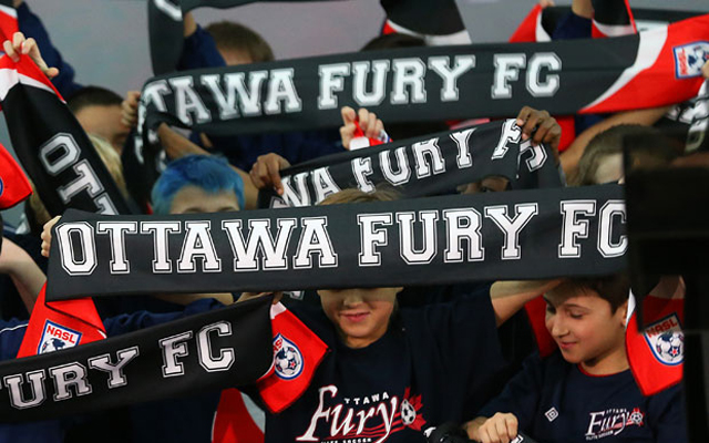 Ottawa Fury FC ask fans to vote for their debut kit design