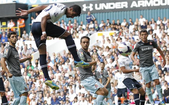 Paulinho Tottenham