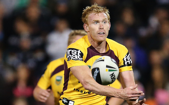 Peter Wallace signs with Penrith Panthers on a three-year deal