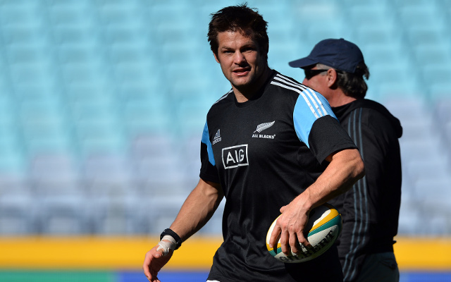All Blacks skipper Richie McCaw considers retirement after 2015 Rugby World Cup