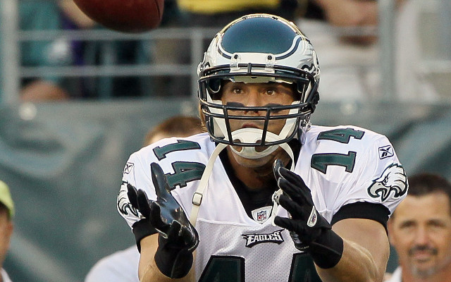 Riley Cooper suspended by Philadelphia Eagles for racial slur