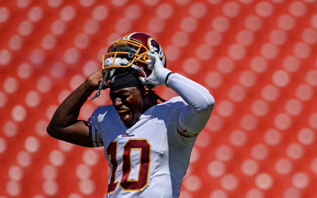 (Video) RGIII says he is ready to play in Redskins opening game