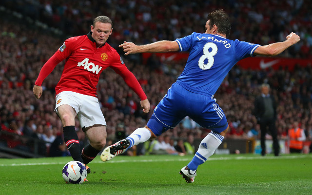 Manchester United 0-0 Chelsea: Premier League match report as Rooney shines