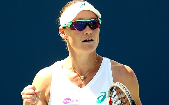 Australian Open tennis news: Samantha Stosur aims to crack world top 10 again
