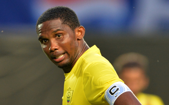Agent of Samuel Eto'o doubts Chelsea move