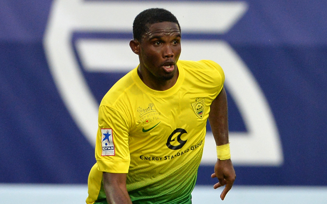 (Video) New Chelsea signing Samuel Eto'o: goals and skills