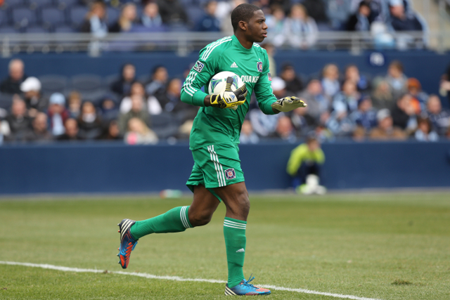 Sean Johnson takes blame after Chicago Fire's loss to D.C. United