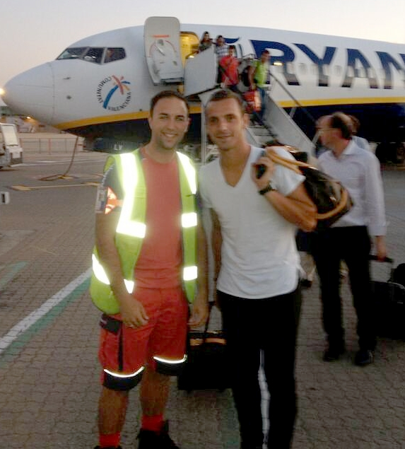 Soldado Ryanair