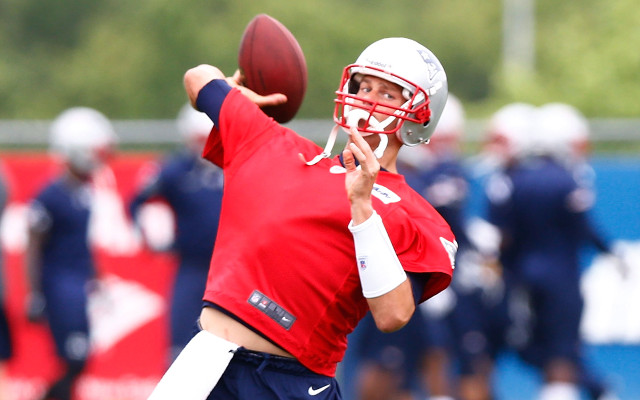 Tom Brady's knee injury sends scare through New England camp