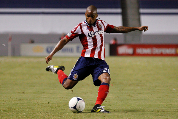 (Image) Chivas' new away shirt causes controversy